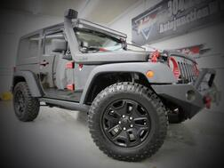2014_Jeep_Wrangler_Willys Wheeler_ Grafton WV