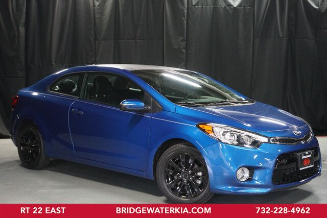 2014 Kia Forte Koup EX FWD  Certified PreOwned Rear View Camera