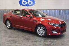 2014_Kia_Optima_EX LOADED 34 MPG LEATHER 1 OWNER LOW MILES! WARRANTY!_ Norman OK