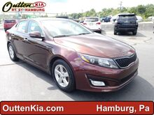 2014_Kia_Optima_LX_ Hamburg PA