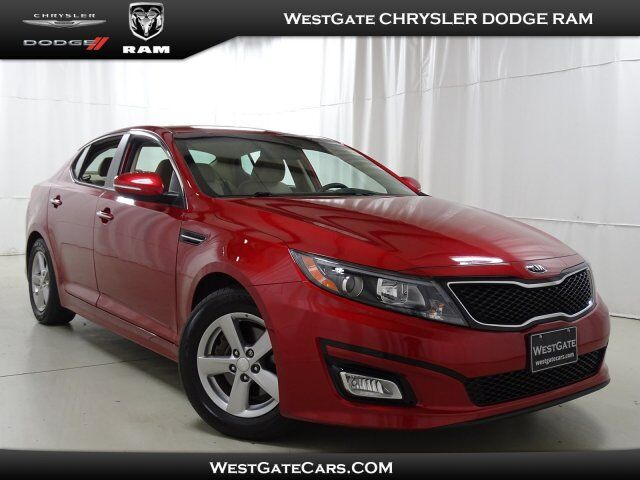 2014 Kia Optima LX Raleigh NC