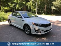 2014 Kia Optima LX South Burlington VT