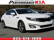 2014_Kia_Optima_SX Turbo_ Moosic PA