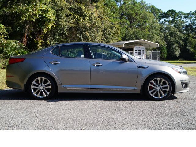 2014 Kia Optima SXL Turbo Brunswick GA