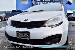 2014_Kia_Rio_LX / Automatic / Aux & USB Jacks / Power Windows & Locks / 37 MPG_ Anchorage AK