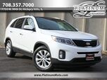 2014 Kia Sorento EX AWD Touring Pkg 2 Owner 3rd Row Pano Nav Leather Loaded