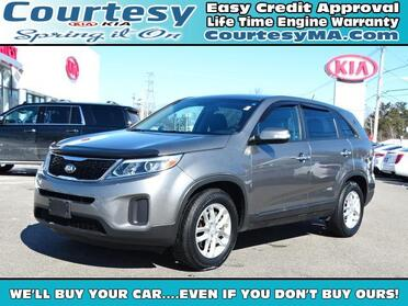 2014_Kia_Sorento_LX_ South Attleboro MA