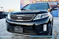 2014_Kia_Sorento_SX Limited / AWD / Front & Rear Heated Leather Seats / Heated Steering Wheel / Panoramic Sunroof / Navigation / Auto Start / Blind Spot Assist / 3rd Row / Seats 7 / Infinity Premium Speakers / Back-Up Camera / Block Heater / 1-Owner_ Anchorage AK