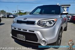 2014_Kia_Soul_! / Power Driver's Seat / Panoramic Sunroof / Navigation / Infinity Speakers / Bluetooth / Back Up Camera / Cruise Control / Alloy Wheels / 31 MPG_ Anchorage AK
