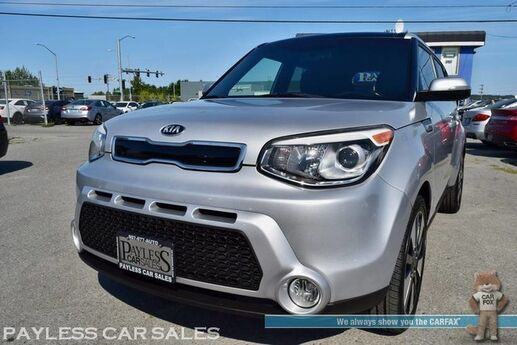2014 Kia Soul ! / Power Driver's Seat / Panoramic Sunroof / Navigation / Infinity Speakers / Bluetooth / Back Up Camera / Cruise Control / Alloy Wheels / 31 MPG Anchorage AK