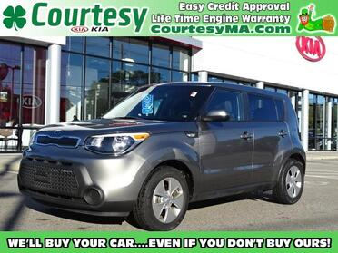 2014_Kia_Soul_Base_ South Attleboro MA