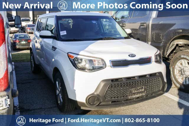 2014 Kia Soul Base South Burlington VT