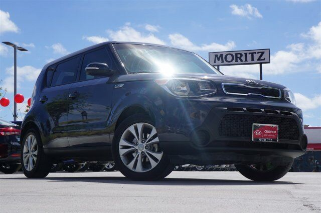 2014 Kia Soul Plus Fort Worth TX
