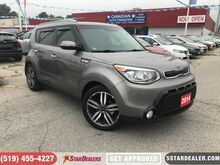 2014_Kia_Soul_SX   LEATHER   CAM   ONE OWNER_ London ON
