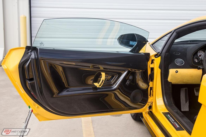 2014 Lamborghini Gallardo Squadra Corse Tomball TX