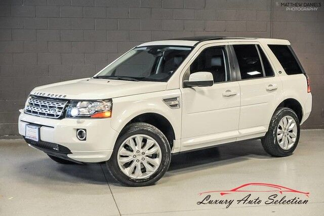 2014_Land Rover_LR2 HSE_4dr SUV_ Chicago IL