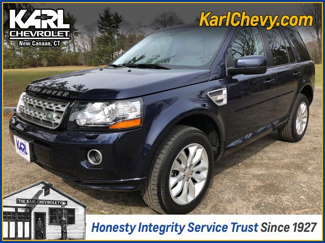 2014 Land Rover LR2 Lux New Canaan CT