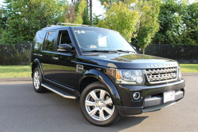 2014 Land Rover LR4 4WD 4dr HSE Fairfield CT
