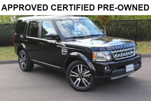 2014 Land Rover LR4 4WD 4dr LUX Fairfield CT