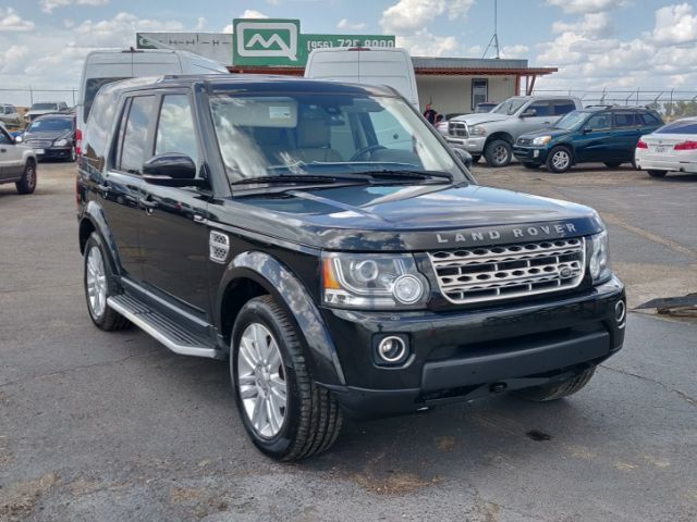 2014 Land Rover LR4 HSE Luxury Laredo TX