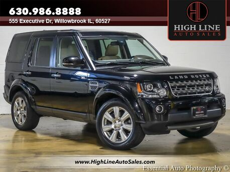 2014_Land Rover_LR4_HSE_ Willowbrook IL