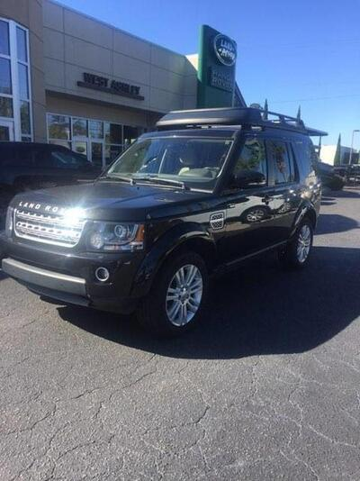 2014_Land Rover_LR4_LUX_ Charleston SC