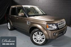 Land Rover LR4 Luxury 4WD, Navigation System, Rear-View Camera, Blind Spot Monitor, Meridian Surround Sound, Heated Leather Seats, 3RD Row Seats, Dual Sunroof, 19-Inch Alloy Wheels, 2014