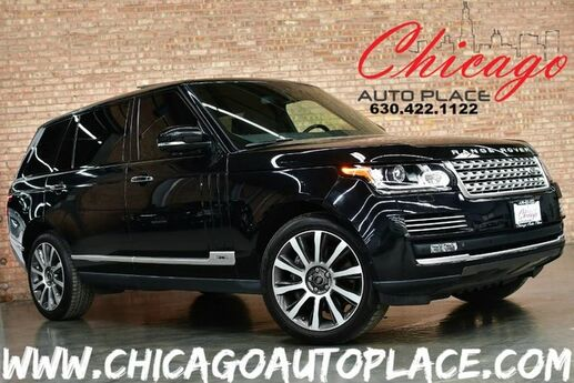 2014 Land Rover RANGE ROVEr-LWB Supercharged Autobiography Bensenville IL