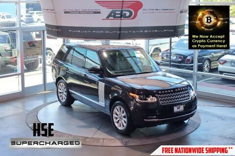 2014_Land Rover_Range Rover_3.0L V6 Supercharged HSE_ Chantilly VA