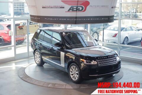 2014_Land Rover_Range Rover_3.0L V6 Supercharged HSE_ Chantilly VA