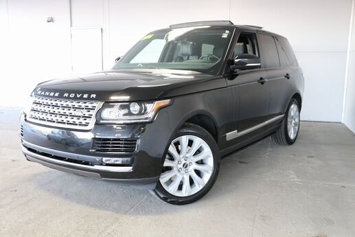 2014 Land Rover Range Rover 3.0L V6 Supercharged HSE Kansas City KS