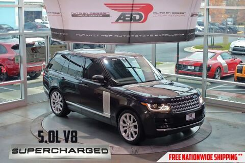 2014_Land Rover_Range Rover_5.0L V8 Supercharged_ Chantilly VA
