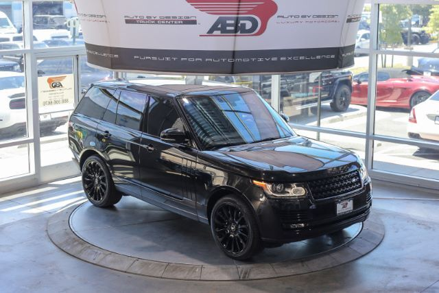 Land Rover Chantilly >> 2014 Land Rover Range Rover 5 0l V8 Supercharged