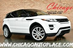 2014_Land Rover_Range Rover Evoque_Dynamic - 2.0L TURBOCHARGED I4 ENGINE 4 WHEEL DRIVE RED LEATHER HEATED SEATS PANO ROOF KEYLESS GO MERIDIAN AUDIO HEATED STEERING WHEEL_ Bensenville IL