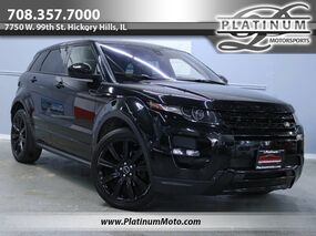 Land Rover Range Rover Evoque Dynamic Premi Pano Nav Auto Loaded 2014