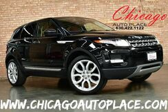 2014_Land Rover_Range Rover Evoque_Prestige - 2.0L I4 TURBOCHARGED ENGINE 1 OWNER 4 WHEEL DRIVE NAVIGATION BACKUP CAMERA KEYLESS GO PANO ROOF ESPRESSO BROWN LEATHER HEATED SEATS_ Bensenville IL