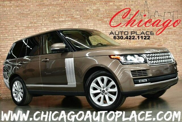 2014 Land Rover Range Rover HSE - ORIGINAL MSRP: $95,580.00 VISION ASSIST PACK MERIDIAN AUDIO 20'' WHEELS FRONT CLIMATE COMFORT PACKAGE W/ MASSAGE SEATS SOFT DOOR CLOSE KEYLESS GO PANO ROOF Bensenville IL
