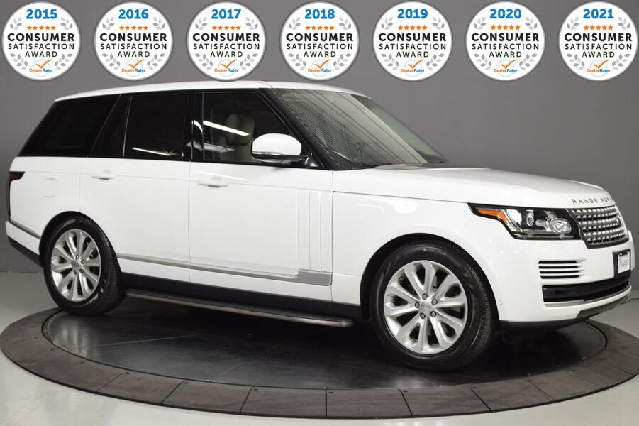 2014_Land Rover_Range Rover_HSE_ Glendale Heights IL
