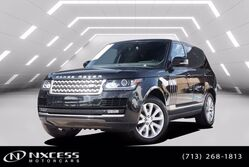 Land Rover Range Rover HSE Supercharged 2014
