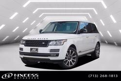 Land Rover Range Rover LWB Supercharged Autobiography 2014