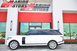 Land Rover Range Rover LWB Supercharged 2014
