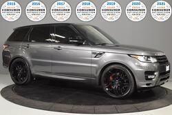 Land Rover Range Rover Sport 2 Tone Autobiography 2014