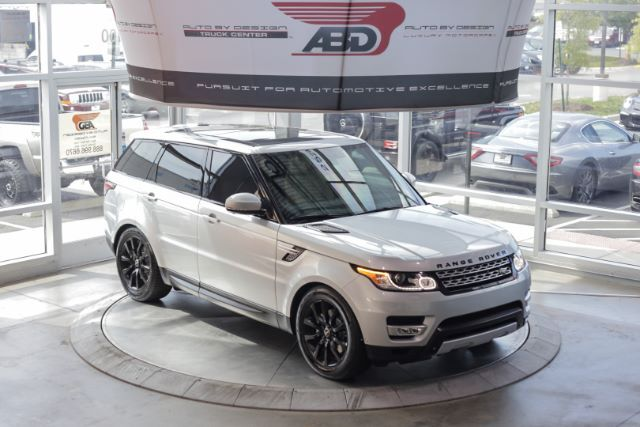 2014 Land Rover Range Rover Sport 3.0L V6 Supercharged HSE Chantilly VA