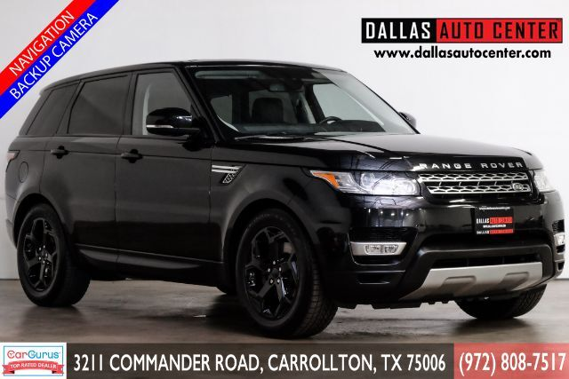 2014 Land Rover Range Rover Sport 3.0L V6 Supercharged SE Carrollton TX
