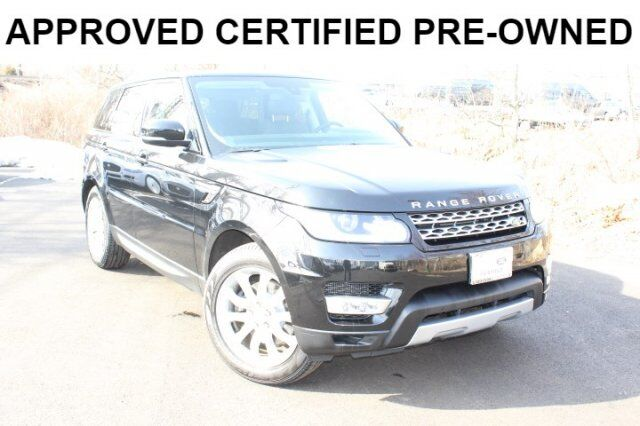 2014 Land Rover Range Rover Sport 4WD 4dr HSE Fairfield CT