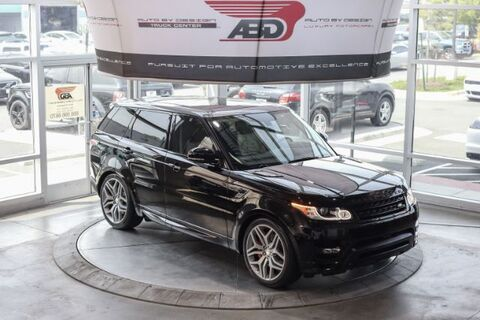 2014_Land Rover_Range Rover Sport_5.0L V8 Supercharged Autobiography_ Chantilly VA