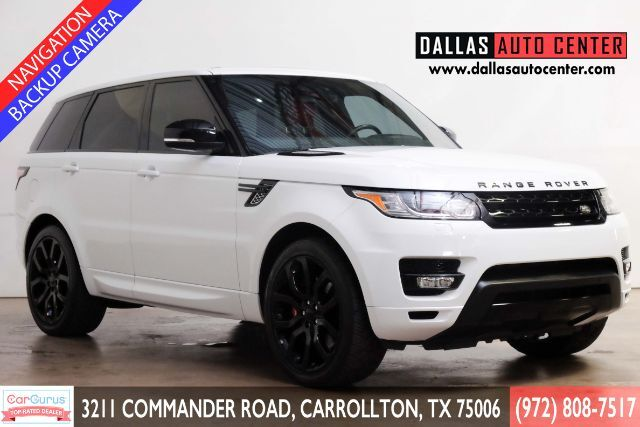 2014 Land Rover Range Rover Sport 5.0L V8 Supercharged Carrollton TX