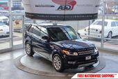 2014 Land Rover Range Rover Sport 5.0L V8 Supercharged Dynamic