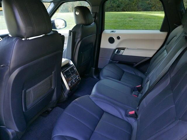 2014 Land Rover Range Rover Sport 5.0L V8 Supercharged Hickory NC