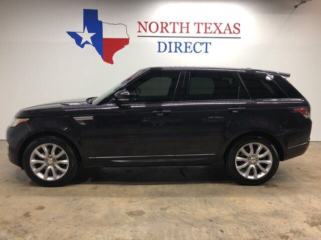 2014 Land Rover Range Rover Sport HSE 4WD 3rd Row Leather Heated Seats GPS Navi Camera Mansfield TX